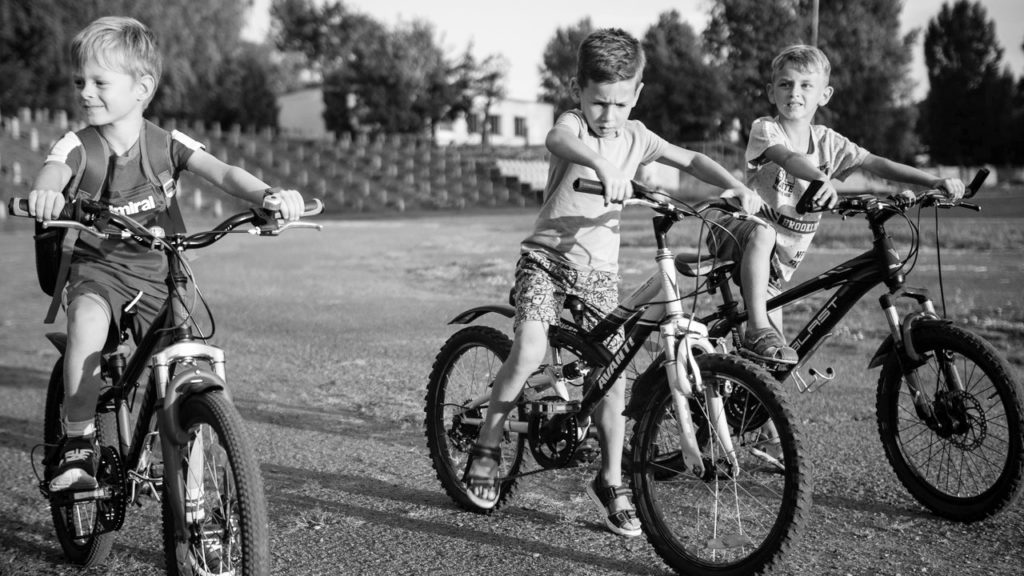 three-boys-bikes-by Roman Koval on Pexels-nb