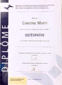 ChristineMarty-Diplôme- CDS