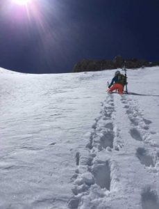 Couloir marty